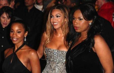 Beyonce en Dreamgirls Londres